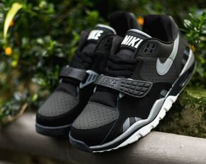 Nike Air Trainer SC II Low AnthraciteCool Grey Black Pure