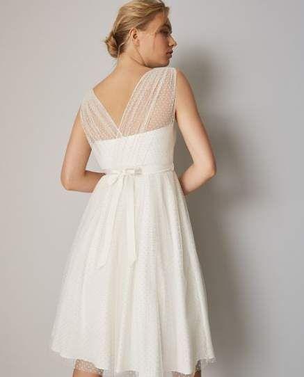 70 Ideas Wedding Dresses Short 50s Polka Dots Short Wedding Dress Wedding Dresses Uk Budget Wedding Dress