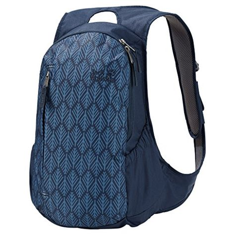 jack wolfskin damen rucksack ancona night blue