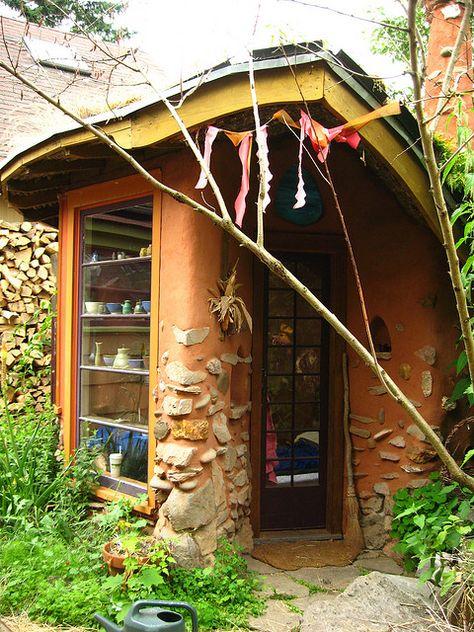 cob house | cob house | Flickr - Photo Sharing!