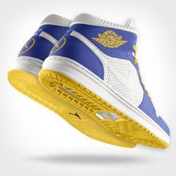 Air Jordan Alpha 1 iD Womens Basketball Shoe. Find this Pin and more on Golden  State Warriors ...