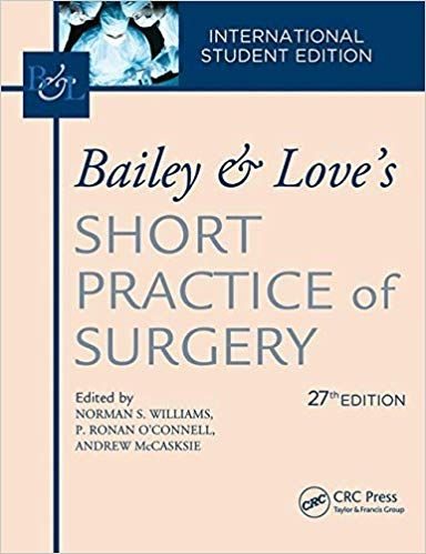 Download Bailey & Love's Short Practice of Surgery 27th