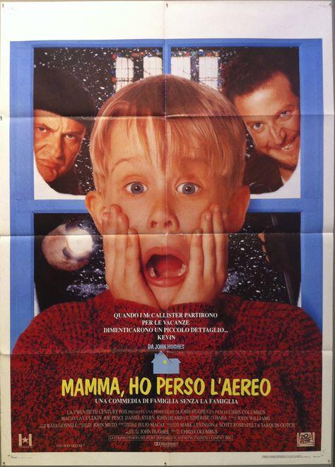 Mamma, ho perso l'aereo - 39x55 / Italy, 1992