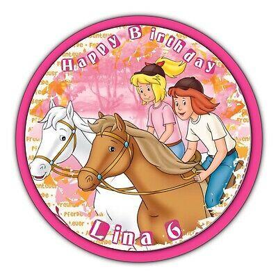 Tortenaufleger Esspapier Tortenfoto Oblaten Geburtstag Tortenbild Bibi Und Tina Bibi Und Tina Torte Tortenaufleger Bibi Und Tina Zeichentrick