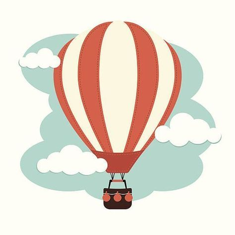 One of the illustrations features on our My little illustration necklace #kidsbracelets #hotairballoon #kidsnecklace
