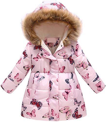 Baby Kids Winter Warm Fur Coat Newborn  Long Sleeve Girl Soft Thick Overcoat new