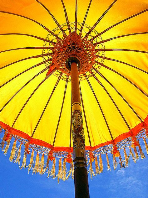 The Umbrella-Klungkung, Bali