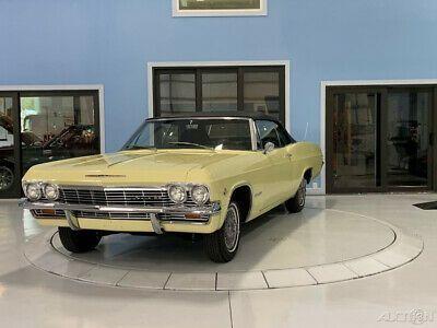 Ebay Advertisement 1965 Chevrolet Impala 1965 Used In 2020