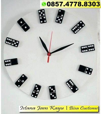 Jam Dinding Di Ruang Tamu Jual Jam Dinding Kayu Pekanbaru 0857 4778 8303 Jam Dinding Di Ruang Tamu Jual Diy Clock Diy Projects With Toilet Paper Rolls Clock