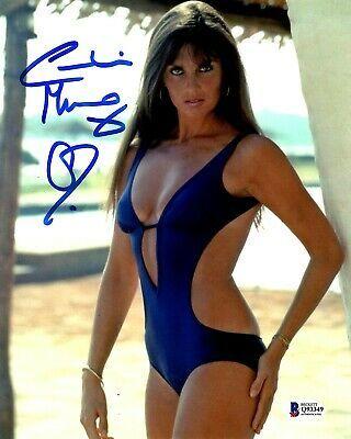 Caroline Munro in person signed autograph Photo James Bond Naomi