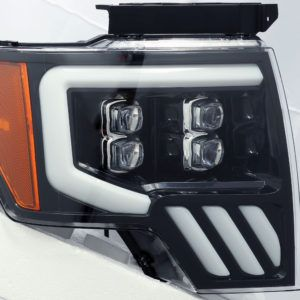 Axhl Ff09 Ppts Led Lb A 5 Projector Headlights F150 Headlights