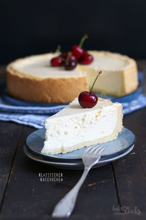 Photo of Classic German Cheesecake | Bake to the roots