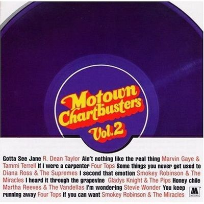 VA Motown Chartbusters, Vol  2 (1997) [FLAC] | 90s R&B, Soul, Funk