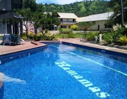 Rabaul Hotel Rabaul Hotel Offers A Year Round Outdoor Pool And Is Within Walking Distance Of Rabaul S Main Port And T Outdoor Pool Hotel Offers