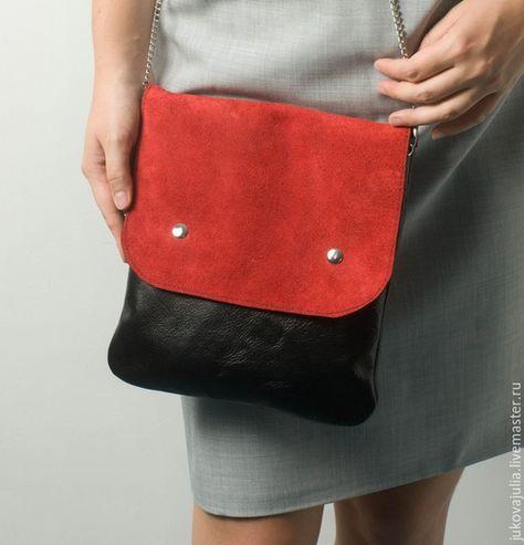 302b220eaede Женские сумки ручной работы. Ярмарка Мастеров - ручная работа. Купить Сумка  из натуральной итальянской