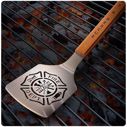 Maltese Cross Firefighting Sportula Spatula New