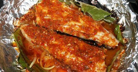 Resepi Ikan Bakar Sambal Sedap Yang Nikmat Sangat Sesuai Untuk Menu Tengah Hari Dan Popular Di Masyarakat Malaysia Sambal Recipe Food Singapore Food