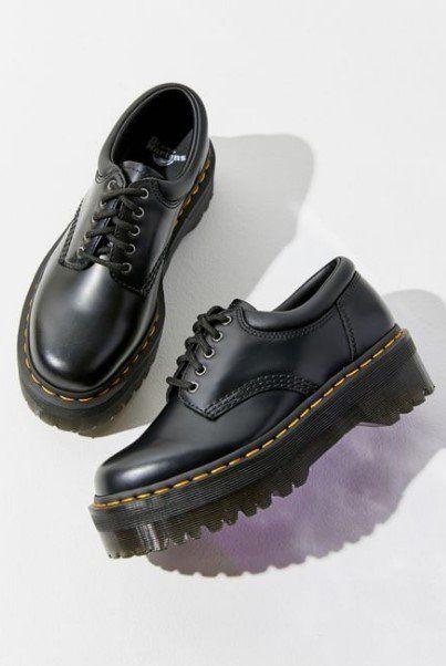 Oxford Platform, Oxford Shoes, Platform Shoes, Lace Up Shoes, Me Too Shoes, Black Shoes, Sneakers Fashion, Fashion Shoes, Hijab Fashion
