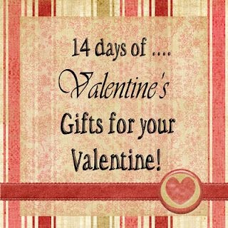 14 days of valentines for hubby