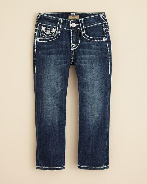 4f09390b3 True Religion Boys' Ricky Jeans - Sizes 2T-4T | Toddler, Little Kid ...