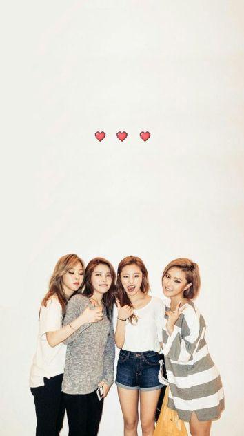 Mamamoo Mamamoo Kpop Girls Kpop Wallpaper