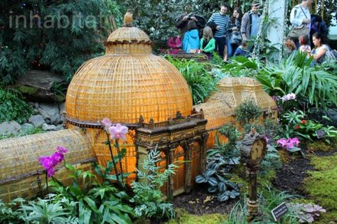 PHOTOS: Last Chance To See Holiday Train Show At The New York Botanical  Garden! | Holidays