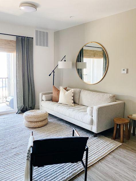Apartment Room, Room, Home Living Room, Decorating My First Apartment, Apartment Interior, Living Room Decor Apartment, Apartment Living Room, Home Decor, Apartment Decor