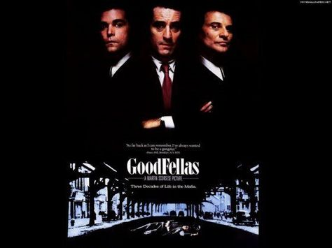 £2.94 GBP - Goodfellas Mv00156 Movie Poster Reproduction Art Print A4 A3 A2 A1 #ebay #Collectibles
