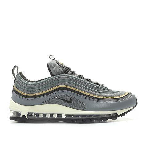 Nike Air Max 97 Premium (grau beige) (EU 46 US 12) #lpu