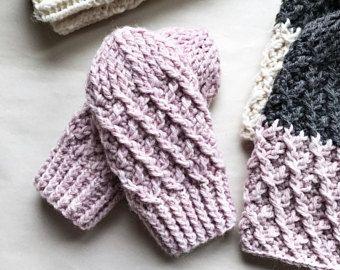 Crochet Pattern Crochet Mitten Pattern The Cadence Mittens Mitten Pattern Crochet Mittens Pattern Cabled Mitten Crochet Cables Crochet Mittens Pattern Crochet Patterns Crochet Mittens