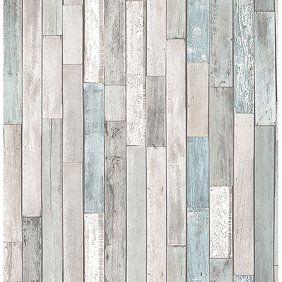 Peel And Stick 3d Wall Panels Pe Foam White Brick Wallpaper Set Of 8 46 Sq Ft Walmart Com Wood Plank Wallpaper Faux Wood Wall Wood Wallpaper