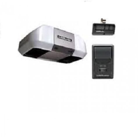 Liftmaster 8360w Dc Battery Backup Capable Chain Drive Liftmaster Garage Door Opener Liftmaster Chain Drive