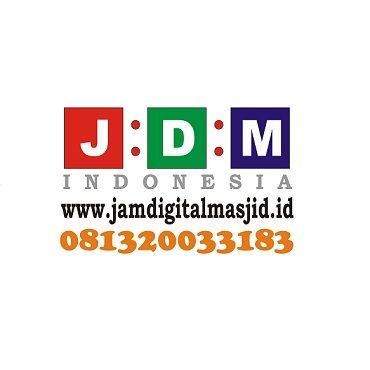 Jam Digital Masjid Pangururan Samosir Harga Jual Jadwal Sholat Digital