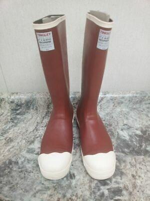 Ad Ebay Tingley Mb921b Size 9 D Men S Pull On Steel Toe Knee