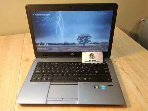 carte graphique intel hd 620 avis Laptop HP Elitebook 840   i5 (avec images) | Service informatique