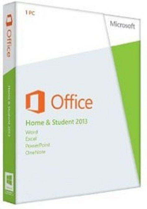 Windows Office 2013 Home & Student - Lizenz Key 32/64 Bit