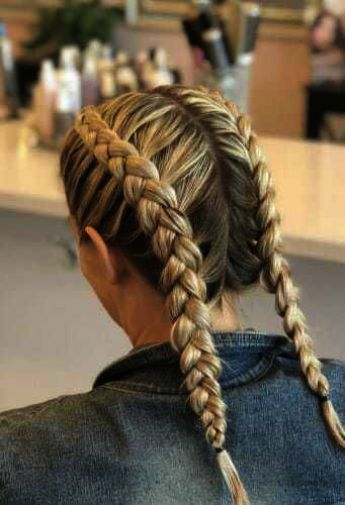 6pcs Opcc Fashion French Hair Styling Clip Stick Bun Maker Braid Tool Hair Accessories Twist Plait Hair Braiding Tool Black Gray And White The Hairstyle Blog Braids For Long Hair Hair Styles