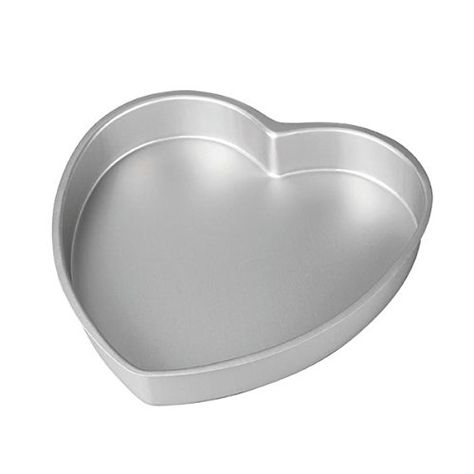 Heart Cake Tray Baking Pan Oven Non Stick Tins Kitchen Cookware Love Shape Bake