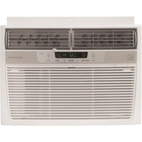 Frigidaire Fra106cv1 Energy Star 10 000 Btu 115 Volt Window Mounted Compact Air Conditioner With Temperature Sensing Remote Control By Frigidaire Http Www Am