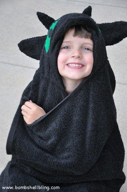 Dragon Trainer Costume baby grow
