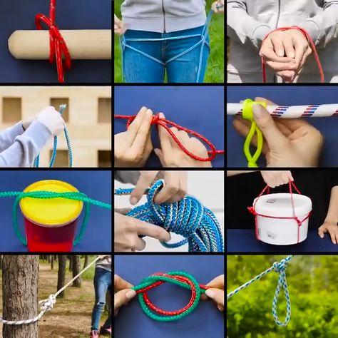 Rope Life Saving Hacks