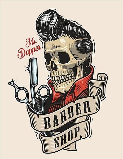 Barber Shop Sign Diseno De Barberia Logos Para Barberia Imagenes De Estilistas