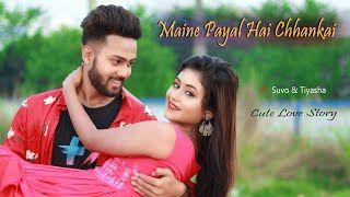 Cute Love Story | Dheme Dheme - Tony Kakkar | Latest Hindi Songs | Ft.  Pallabi | 2019 Video Mp3 Facebook | Cute love stories, Cute love, Love story
