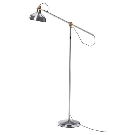 Ranarp Floor Reading Lamp With Led Bulb Ikea New Apt Decoraron