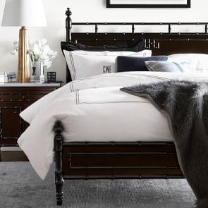 Hampstead 10 Drawer Long Dresser Luxury Bed Frames Luxury Bedroom Sets Headboards For Beds