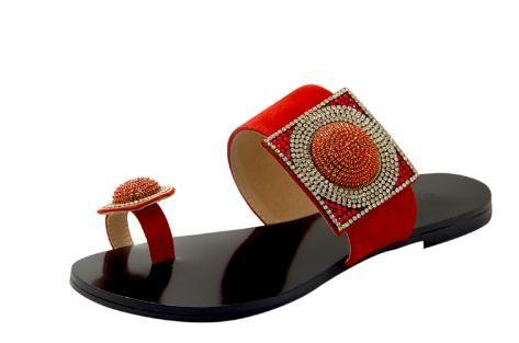 Luxury Women Shoes Flat Sandals