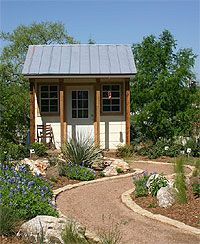 Saws Watersaver Lane Texas Hill Country Landscape