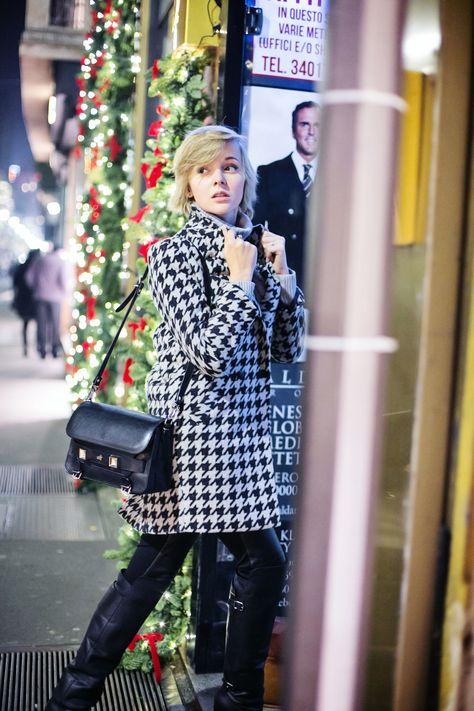 3bd71b6b1b thecablook darya kamalova fashion blog street style outfit short hair  blogger sheinside grey sweater hm paris