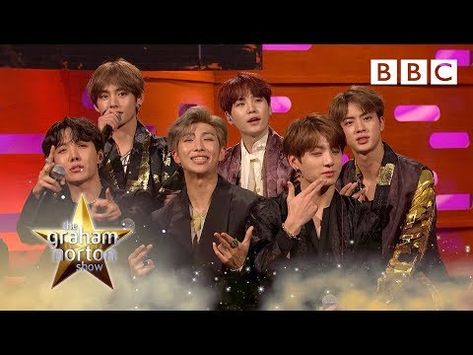 BTS made their long-awaited appearance on 'The Graham Norton Show'!On October 12, the K-pop boy band stopped by the British talk show after c…