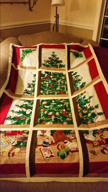 Kimberly Zych-Goodwin (kimberlyzychgoo) on Pinterest : christmas quilt panels - Adamdwight.com